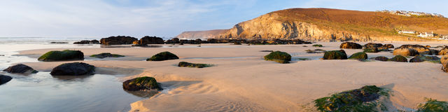 Porthtowan Cornwall Royalty Free Stock Photo