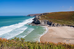 Porthtowan Cornwall Stock Images