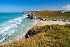 Porthtowan Cornwall Stock Photography