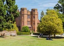 Porthus för Leicester ` s, Kenilworth slott, Warwickshire royaltyfri bild