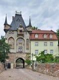 Porthus i Meissen royaltyfri foto