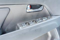 Portière de voiture Photo stock