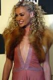 Portia de Rossi no tapete vermelho Fotografia de Stock