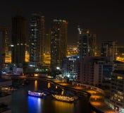 Porticciolo del Dubai Immagine Stock Libera da Diritti