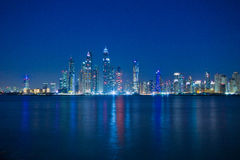 Porticciolo del Dubai Fotografia Stock
