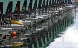Porticciolo della barca Immagine Stock Libera da Diritti