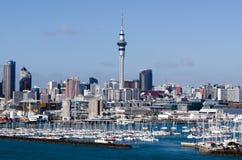 Porticciolo di Westhaven - Auckland Immagini Stock Libere da Diritti