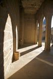 Portico замока Olite Стоковые Изображения RF