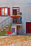 portico Fotografia Stock