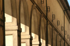portico Foto de Stock