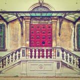 portico Fotografia Stock Libera da Diritti