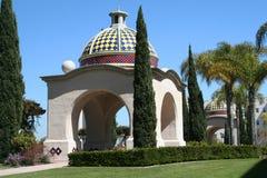 Portico abobadado do parque do balboa Imagens de Stock