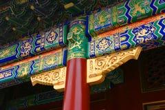 Portico alla Città proibita, Pechino immagini stock