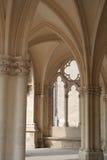 Portico della chiesa Immagine Stock Libera da Diritti