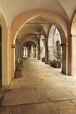 Portico di Avigliana Fotografia Stock