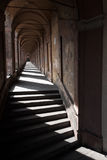 Portico di San Luca Stock Photography