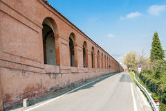 Portico di San Luca Stock Images