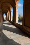 Portico di San Luca. Bologna, Iraly Royalty Free Stock Photography