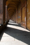 Portico di San Luca. Bologna, Iraly Royalty Free Stock Images