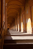 Portico di San Luca, Bologna Royalty Free Stock Photography
