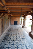 Portico in Grock's Villa Stock Image