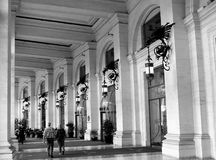 Portico Royalty Free Stock Image