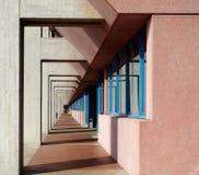 Portico moderno Imagens de Stock