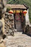 Portico storico Immagine Stock