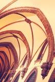 Porticoes av bolognaen Royaltyfri Fotografi