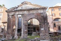 Porticus Octaviae Image stock