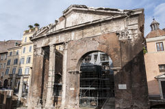 Porticus Octaviae Photographie stock