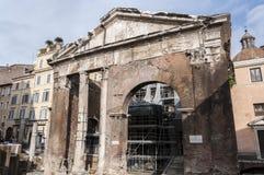 Porticus Octaviae Fotografia de Stock