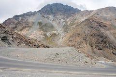 Portillo Mountains Chile Stock Photography
