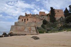 Portimao,阿尔加威,葡萄牙 免版税库存照片