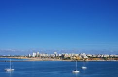 Portimao Royalty Free Stock Photography