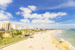 Portimao beach Royalty Free Stock Photos
