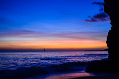 Portimao Beach Stock Photos