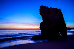 Portimao Beach Royalty Free Stock Image