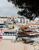 Portimao, Faro-/Portugal-Bucht lizenzfreie stockfotografie