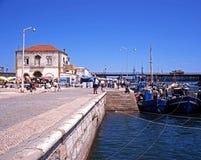 Portimao harbour, Portugal. Stock Photo