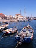 Portimao harbour, Portugal. Stock Images