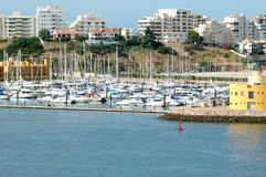 Portimao Marina Royalty Free Stock Photography