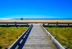 Portimao plaża Zdjęcia Stock