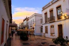 Portimao, Portogallo Immagine Stock Libera da Diritti