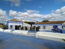 Portimao-resort on the Atlantic coast Royalty Free Stock Photography