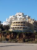Portimao-resort on the Atlantic coast Stock Photo