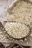 Portion of Buckwheat Royalty Free Stock Photo