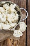 Portion of Cauliflower Royalty Free Stock Photo