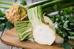 Portion of Celeriac Stock Photo