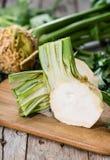 Portion of Celeriac Stock Image